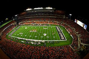 Reser Stadium - Hosting Arizona State in 2012
