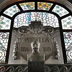 Bust de Carles Gumersind Vidiella