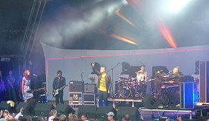 Reverend and The Makers - Performing at Summer Sundae in 2008
