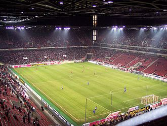 2005 FIFA Confederations Cup - Image: Rhein Energie Stadion Köln 001
