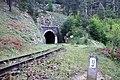 Rhodopenbahn Kehrtunnel Nr. 35 am km 79 zwischen Smolewo und Tscherna Mesta.jpg