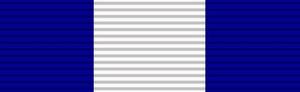 Silver Medal for Merit - Merit Medal in Silver (MMS)