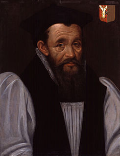 Richard Bancroft British Archbishop of Canterbury
