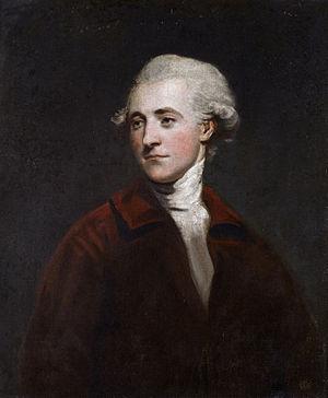 Richard Burke Jr. - Richard Burke (studio of Sir Joshua Reynolds)