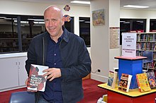 alt=Description de l'image Richard Flanagan Mosman Library.jpg.