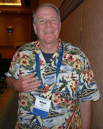 Richard Lederer - Richard Lederer at the 2006 Mensa World Gathering