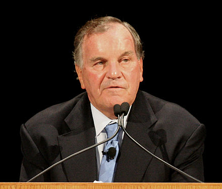 Former Chicago Mayor Richard M. Daley was the Cook County State's Attorney during the Burge trials. Richardmdaley.jpg