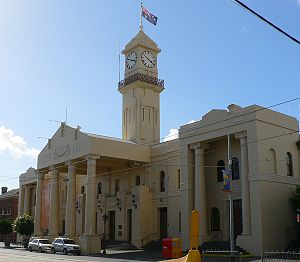 City of Yarra - Richmond Town Hall
