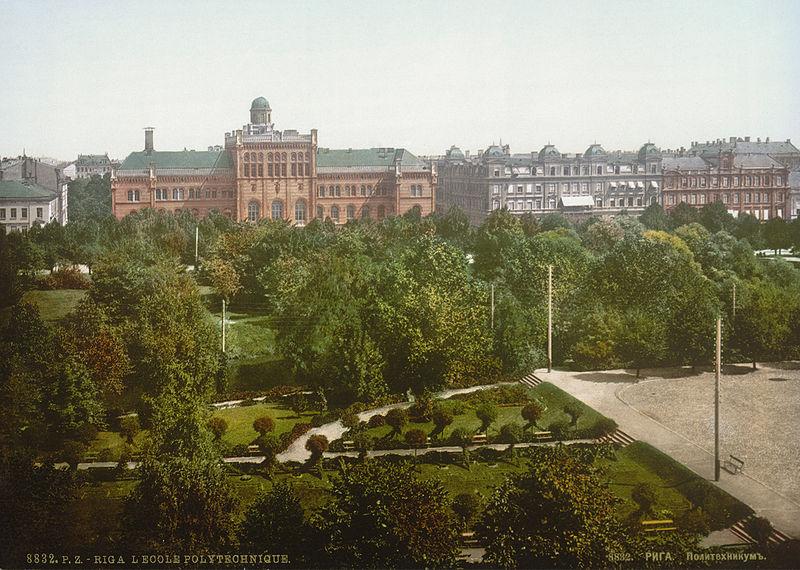 File:Riga Polytechnic 1890-1900.jpg