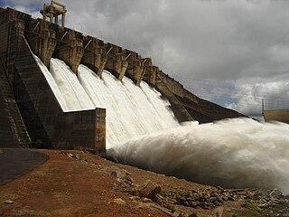 Itumbiara Dam