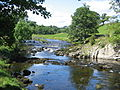 River Wharfe in Burnsall.JPG