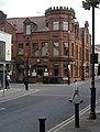 Road junction, Poulton-le-Fylde - geograph.org.uk - 927015.jpg