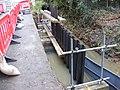 Roadworks on Badingham Road - geograph.org.uk - 1045605.jpg