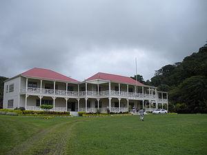 Vailima, Samoa - Villa Vailima