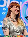 Robin Hunicke at the 2018 GDC Awards (40916176642).jpg