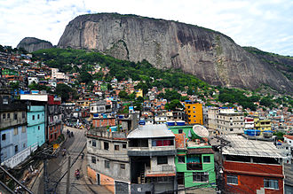 Funk carioca - Funk carioca was born in the 1980s in Rio de Janeiro's favelas.