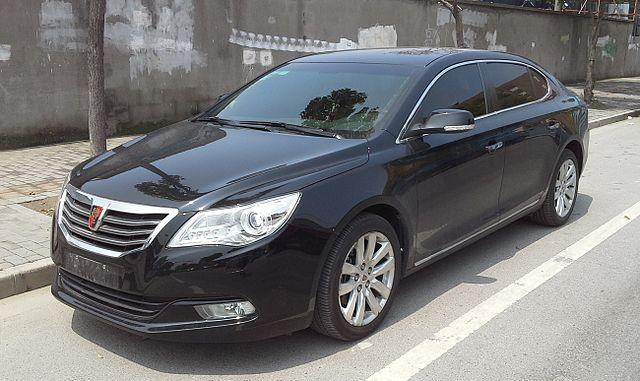 Roewe 950 China 2014-04-14