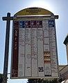 Romagnoli-Castello bus stop (Rome).jpg