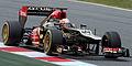 Romain Grosjean 2013 Catalonia test (19-22 Feb) Day 3.jpg