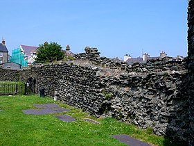 Roman fort at Holyhead - geograph.org.uk - 1367143.jpg