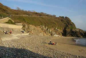Rotherslade - View of Rotherslade Bay