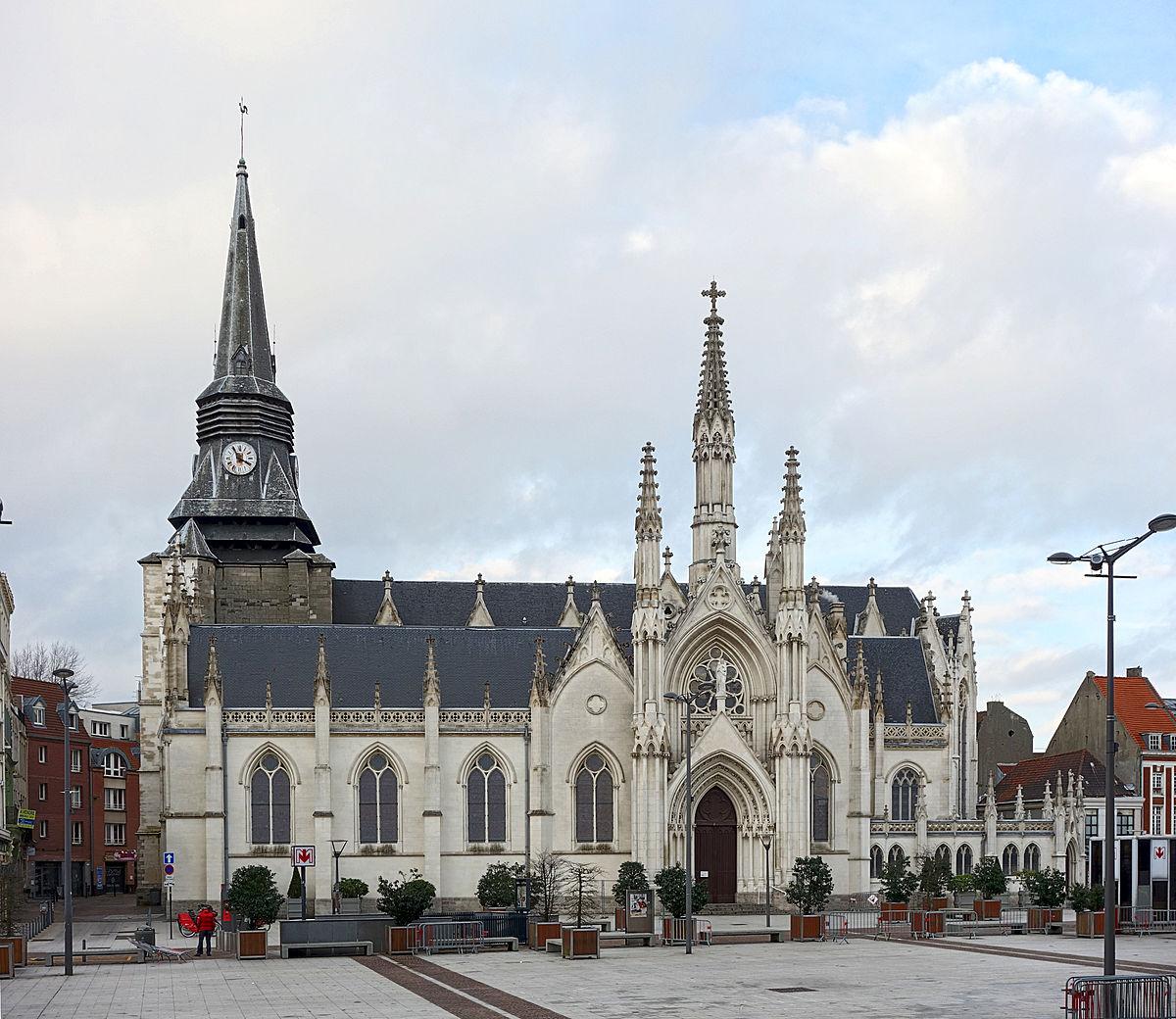 Glise saint martin de roubaix wikip dia - Adresse usine de roubaix ...