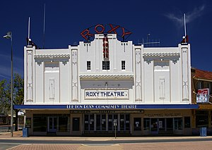 Leeton, New South Wales - Roxy Theatre