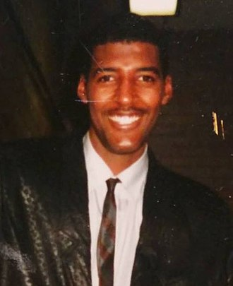 Roy Tarpley - Roy Tarpley in 1985