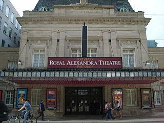 Royal Alexandra Theatre theatre in Toronto, Canada