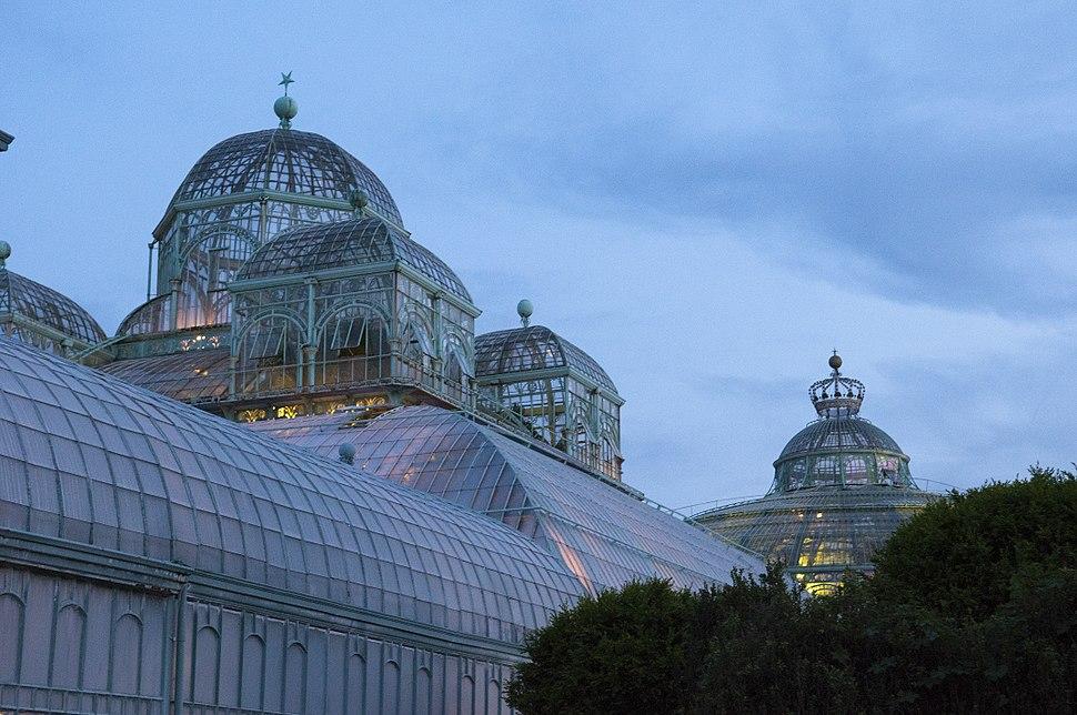 Royal Greenhouses in Laeken (5704647112)