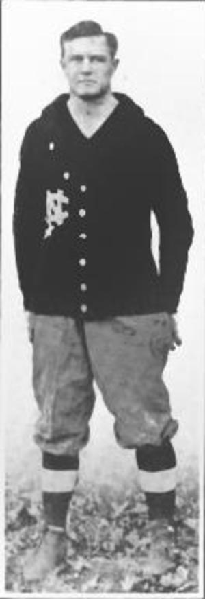 Roy Homewood - Homewood c. 1916