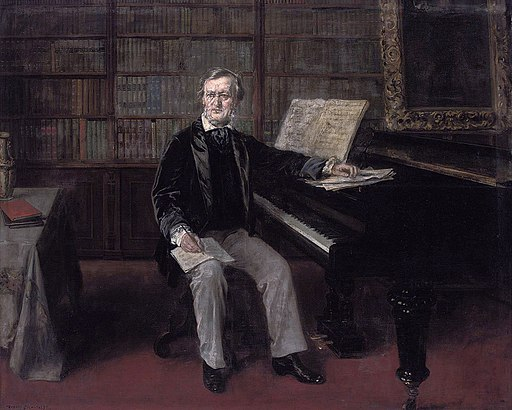 Rudolf Eichstaedt - Richard Wagner
