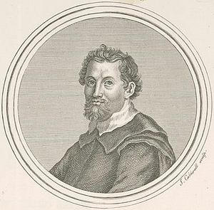 Ruggiero Giovannelli - Ruggiero Giovannelli. Portrait by James Caldwall.