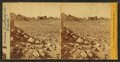 Ruined pueblo of the Pecos, by Bennett & Brown.png