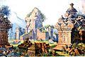 Ruines van Prambanan, Tjandi Sewoe.jpg