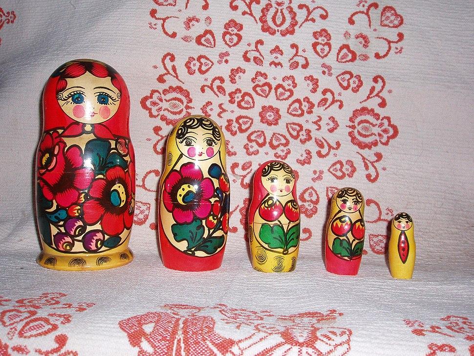 Russian-Matroshka