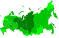 Russian regions by HDI 2010 detailed.png