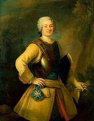 Graf Friedrich August von Rutowsky (1702-1764)