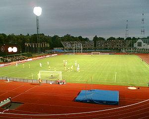 2002 Lithuanian Athletics Championships - S. Darius and S. Girėnas Stadium, Kaunas