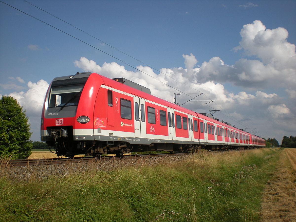 Munich S-Bahn - Wikidata