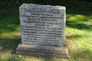 Rockland Township, Berks County, Pennsylvania - Sally Ann Furnace