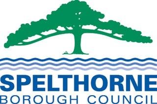 Spelthorne Borough Council English non-metropolitan district council in Surrey, England, UK
