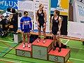 SM 2000 m damer prisutdelning 01.jpg