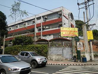 Aurora Boulevard - St. Paul University Quezon City