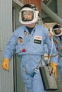 STS 51-I emergency training - cropped