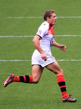 2011–12 Top 14 season - Image: ST vs RCT 2012 12 Jonny Wilkinson 2