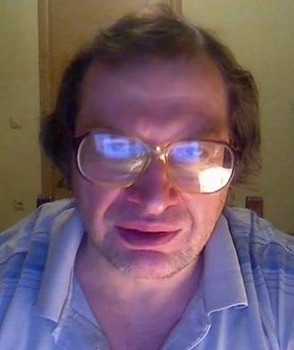 Sergei Mavrodi - Sergei in 2012
