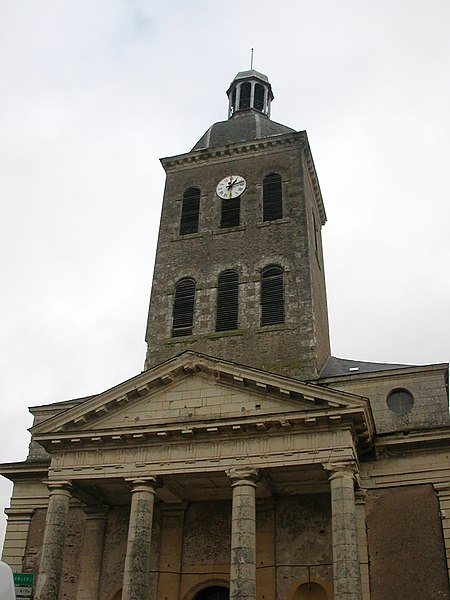 Church of Saint-Georges-sur-Loire