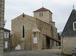 Saint-Martin-Lars en Sainte-Hermine - L'église.jpg