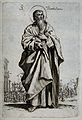Saint Bartholomew. Engraving. Wellcome V0031677.jpg